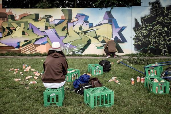 GW Team's flick on Roskilde Graffiti Festival.